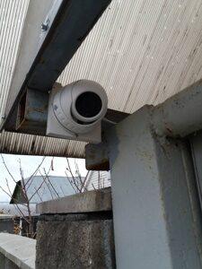 Камеры видеонаблюдения компании САБ